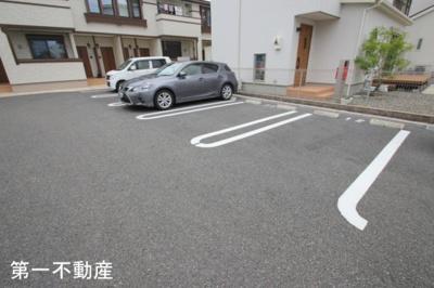 【駐車場】アルト パラッツオ