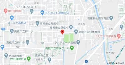 【地図】ハイツデガジェ (株)Roots