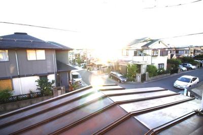物件からの眺望 閑静な住宅街です。