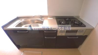 【キッチン】テラスシャディーケーエス