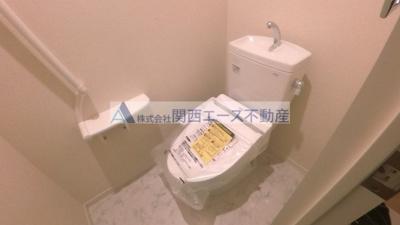 【トイレ】テラスシャディーケーエス