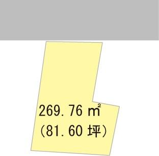 【区画図】【売地】海南中学校区・29899