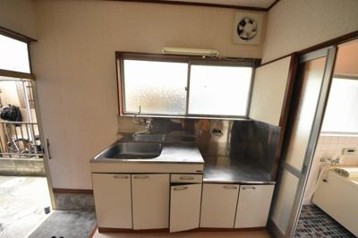 【キッチン】第二戸張荘