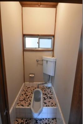 【トイレ】第二戸張荘