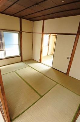 【寝室】第二戸張荘