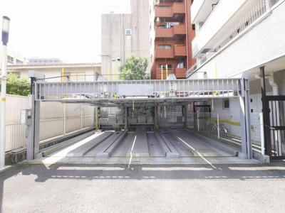 【駐車場】パーク・ノヴァ横浜阪東橋弐番館