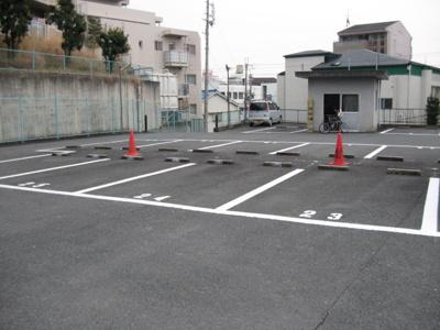 【外観】奥西モータープール(元町)