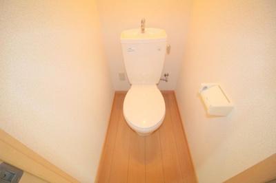 【トイレ】クリア緑地