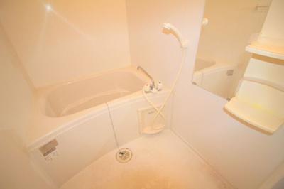 【浴室】クリア緑地