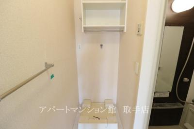 【駐車場】クレストヴィラⅡ