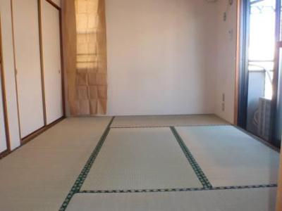 クレール本郷の和室