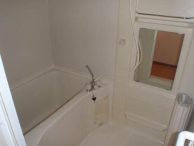 クレール本郷の風呂