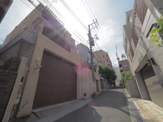 【外観】渋谷区代官山町 中古戸建
