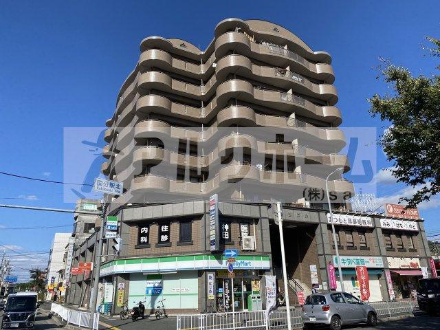幸喜ビル(柏原市国分西) 3LDK 河内国分駅