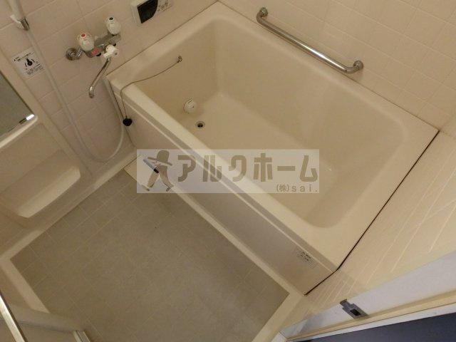 幸喜ビル(柏原市国分西) 浴室