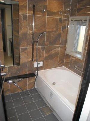 【浴室】ジオ住吉本町