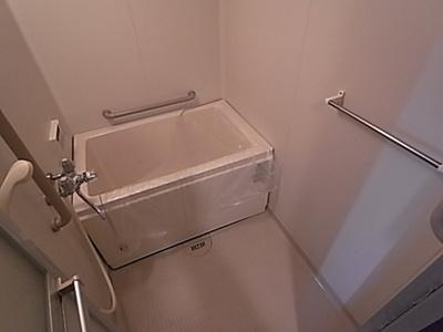 【浴室】ガーネット森北町