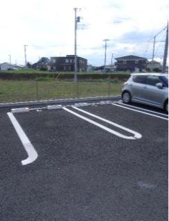 【駐車場】シオンおおたかの森