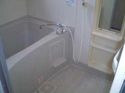 パレドリュンヌの風呂