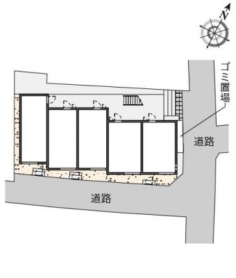 【区画図】クレイノS