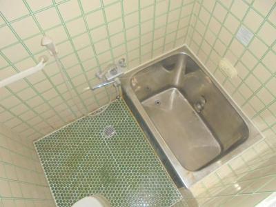 【浴室】瓜破東3貸家