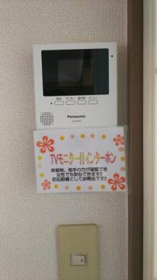 【セキュリティ】エスポアール壱番館