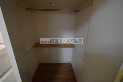 【収納】瓢箪山第7マンション