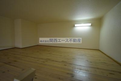 【寝室】瓢箪山第7マンション