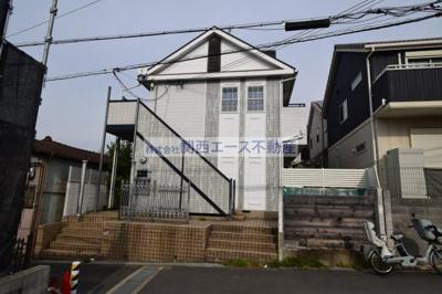 【外観】瓢箪山第7マンション
