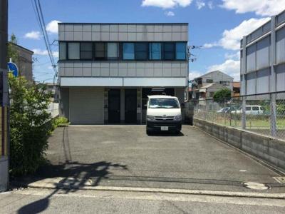【外観】奥本町 倉庫・事務所