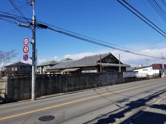 【外観】栃木市本町 事業用地
