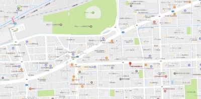 【地図】第5今村合同ビル