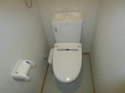 【トイレ】エムズハウス
