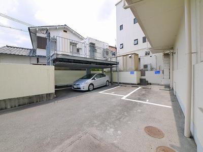 【駐車場】大栄第2ビル