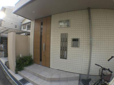 【エントランス】クレール元町