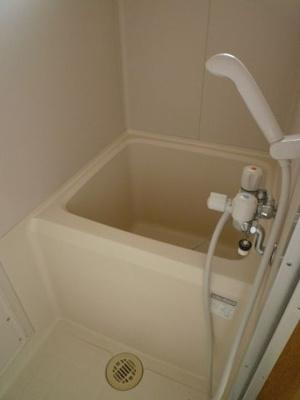 【浴室】コーポ日総A