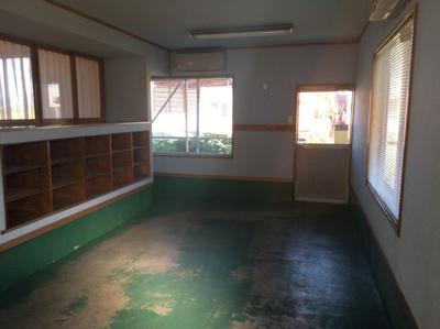 1階事務所