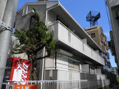 【外観】セジュール大倉山