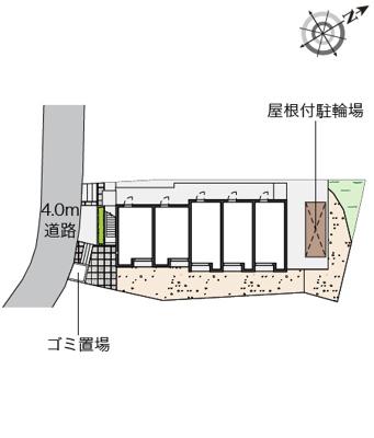 【区画図】ヴァンベールⅢ