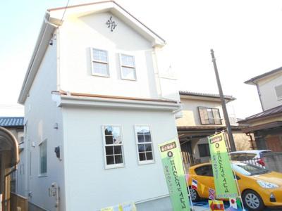 2490万に 価格変更。駅徒歩20分圏内 都内にも 通いやすい 南欧風住宅。蓮田でしょ。