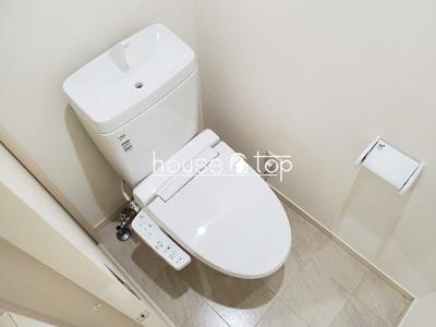 【トイレ】リサイド大庄西町