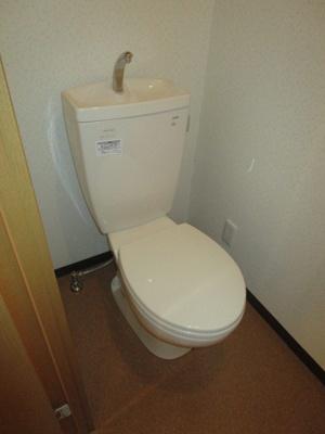 【トイレ】レインボー大和田