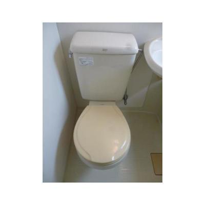 ウィングスのトイレ
