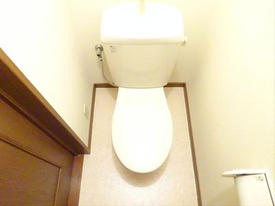 【トイレ】コルティーレ