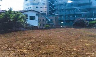 東京都世田谷区代沢2丁目A区画売地 現状更地となってます。