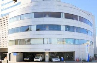 東京都世田谷区代沢2丁目A区画売地 医療法人社団青泉会下北沢病院まで徒歩8分程度です。