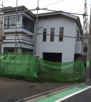世田谷区 赤堤五丁目 売地 解体前現地現況です。