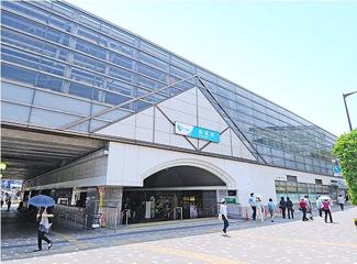 世田谷区桜上水1丁目 売地 NO.1 経堂駅