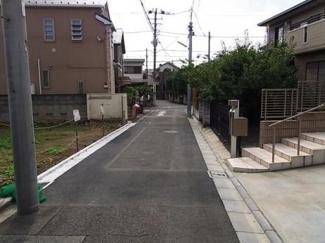 世田谷区桜上水5丁目の売地 B区画 外観