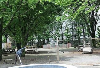 世田谷区八幡山1丁目の売地 A区画 周辺